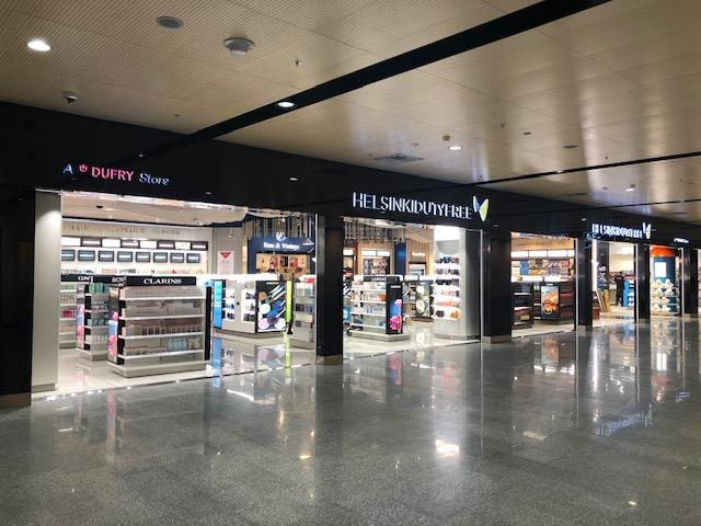 Dufry opens the doors to its new Helsinki Duty Free store in Finland fb46dde1cc