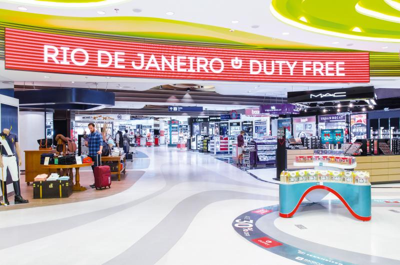 General Travel Retail Shops by Dufry